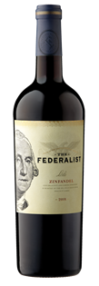 The Federalist Zinfandel Lodi 2014 750ml